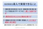 ISO9001入門201501
