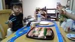 プラレールで回転寿司1.jpg